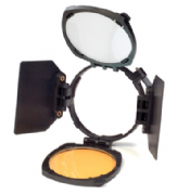 Lud Led kit rotatorio de filtros - Rotatable Accessory Kit (with LED to halogen filter)